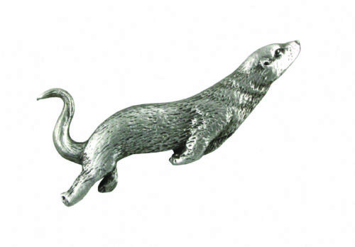 Otter (Swimming) Pin